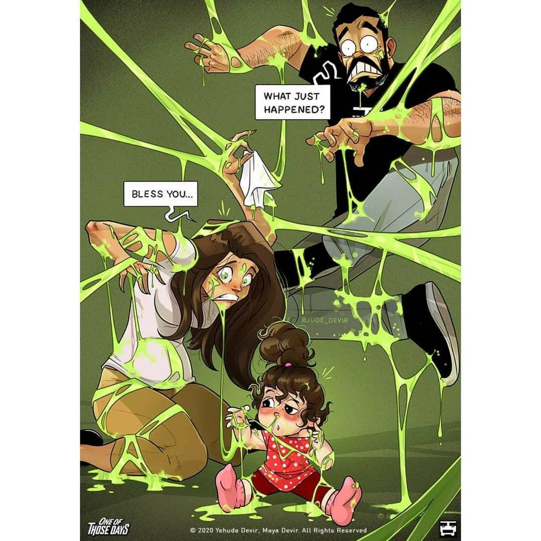 Yehuda and Maya