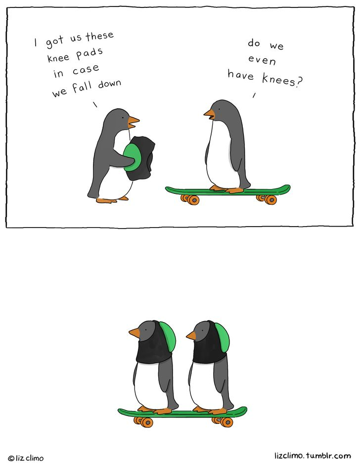Cute Animals Comics